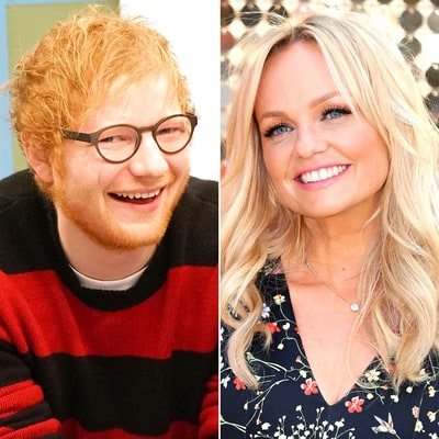 Watch Ed Sheeran Sing a Spice Girls Song With Emma 'Baby Spice' Bunton: 'I Could Be Ginger Spice!'