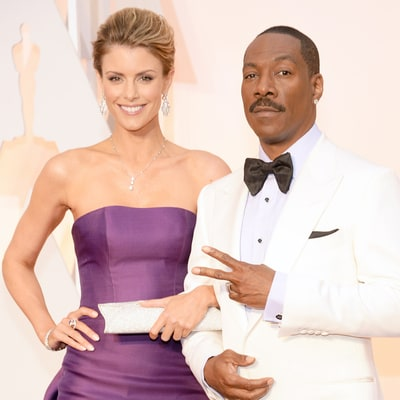 Eddie Murphy's Girlfriend, Paige Butcher, Gives Birth to a Baby Girl, His Ninth Child