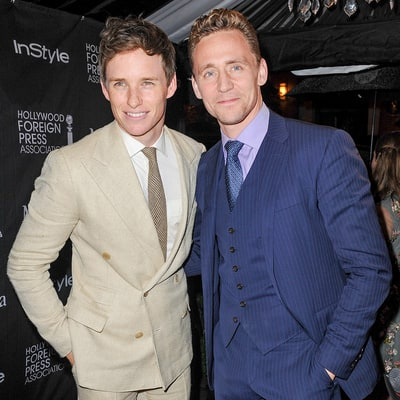 Tom Hiddleston Once Played an Elephant Leg to Eddie Redmayne's Lead Character in School Play