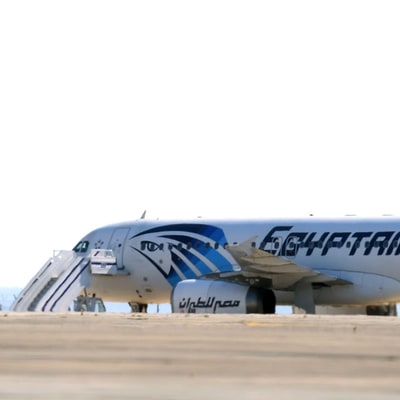EgyptAir Flight From Paris to Cairo Missing, 66 Passengers on Board