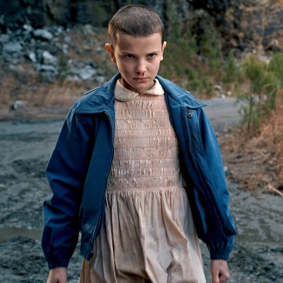 Watch 'Stranger Things' Star Millie Bobby Brown Shave Her Head to Play Eleven
