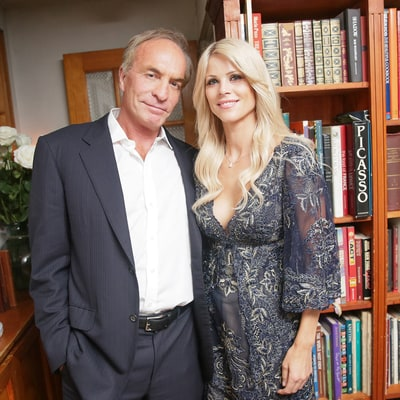Elin Nordegren Brings Ex-Boyfriend Chris Cline as Her Date to Shoe Event in NYC: PICS
