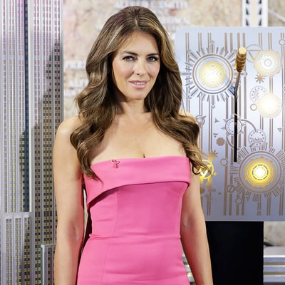 Elizabeth Hurley: What's In My Bag?