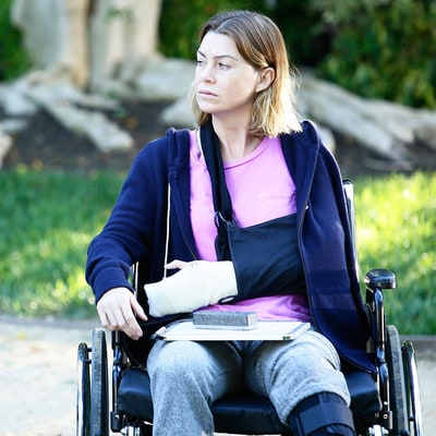 'Grey's Anatomy' Star Ellen Pompeo Defends Yet Another Attack on Meredith, But Admits She Questioned It Too