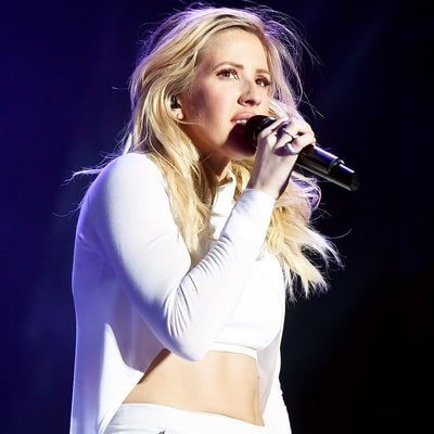 See Ellie Goulding's Gorgeous New Post-Coachella Tattoo