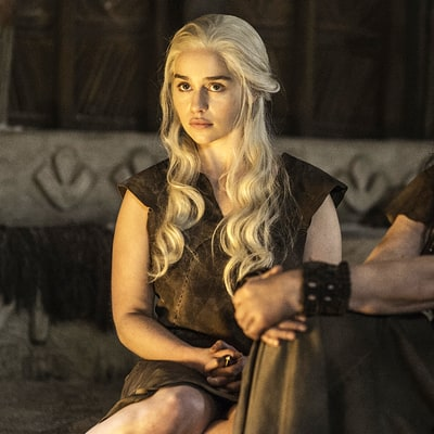 Emilia Clarke Reacts to That Scorching, 'Spine-Chilling' 'Game of Thrones' Scene: 'Now I Win'