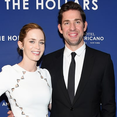 Emily Blunt Showcases Her Slim Post-Baby Body Two Months After Giving Birth