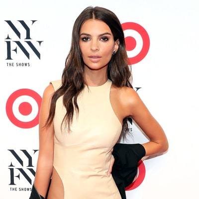Emily Ratajkowski's Oversized Hip Cutout Dress: Love It or Hate It?