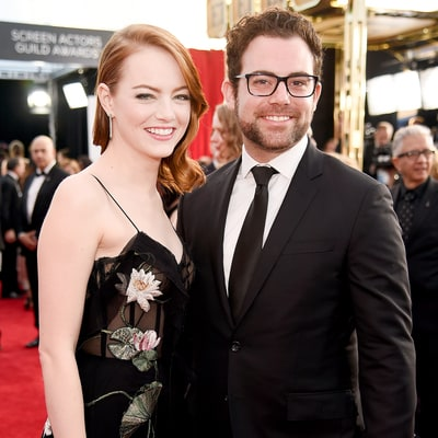 2017 SAG Awards: Emma Stone, Kirsten Dunst and More Stars Who Brought Their Siblings as Dates
