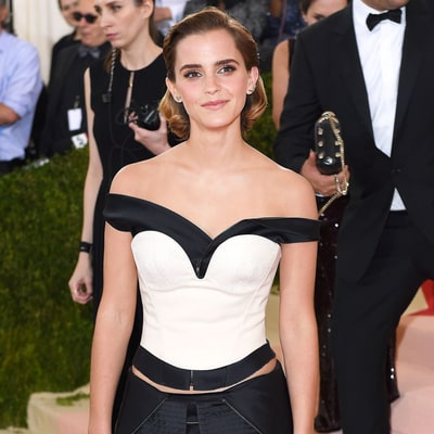 Emma Watson's Met Gala 2016 Dress Was Made Out of Recycled Plastic Bottles