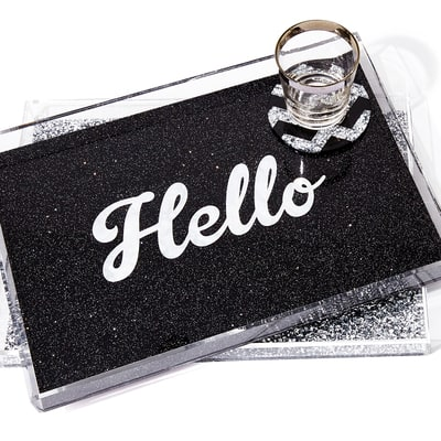 Edie Parker, the Label Behind Celebs' Favorite Personalized Clutch, Just Launched a Home Line