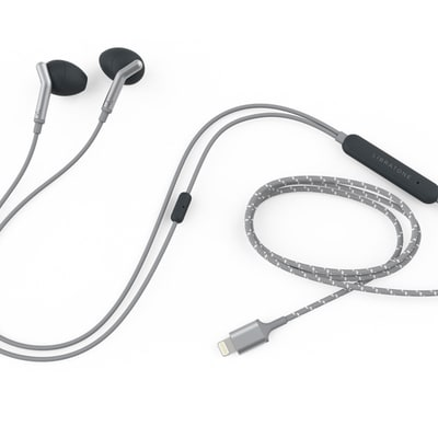 Another Reason to Love Lightning Cables: Libratone's Noise-Canceling Earbuds
