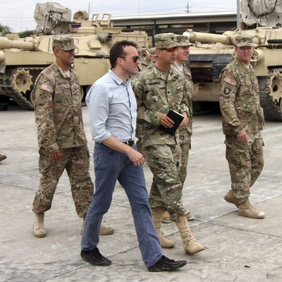 First Openly Gay Army Secretary on Trump's Military Trans Ban
