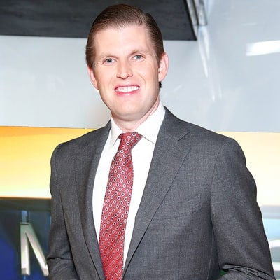 ICYMI, Eric Trump Appeared to Steal Lemonade in a Water Cup