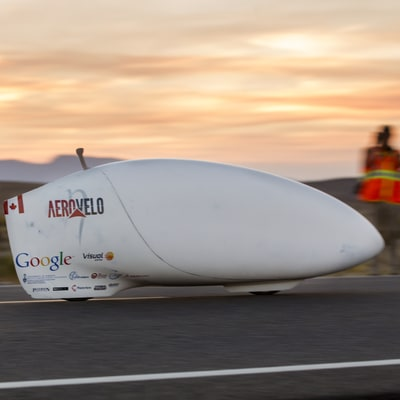 Cyclist Hits 89 MPH to Break Human-Powered Speed Record