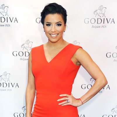 Eva Longoria's Red-Hot Body-Con Dress Is Perfect for Valentine's Day: Shop the Look for Less!