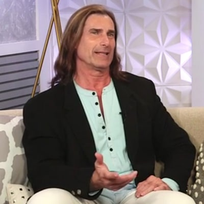 Fabio Shares His Four Tips for Luscious, Billowing Locks Worthy of a Romance Novel Cover