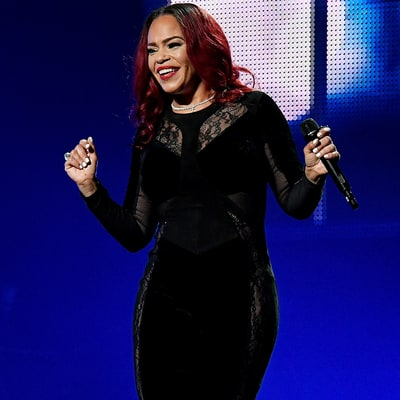 Did Faith Evans Flash the Crowd at a Boston Concert? Twitter Goes Nuts