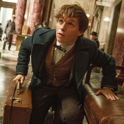 New 'Fantastic Beasts' Trailer Featuring Eddie Redmayne Reveals Magical Monsters