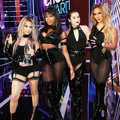 Watch Fifth Harmony's 2017 People's Choice Awards Performance Without Camila Cabello