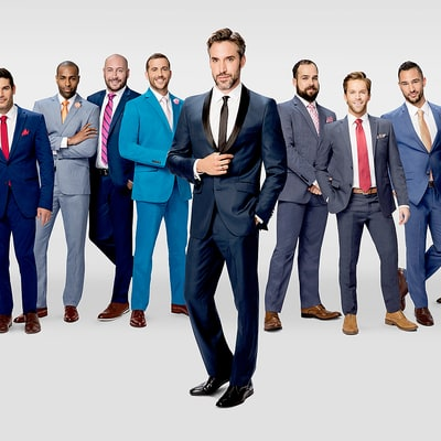 Gay Bachelor Show Premiere Recap: Robert Sepulveda Jr. Goes Undercover With the Men, Drama and #Hashtags Ensue