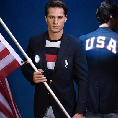 There's a Flashy Twist on Team USA's Opening Ceremony Uniforms This Year