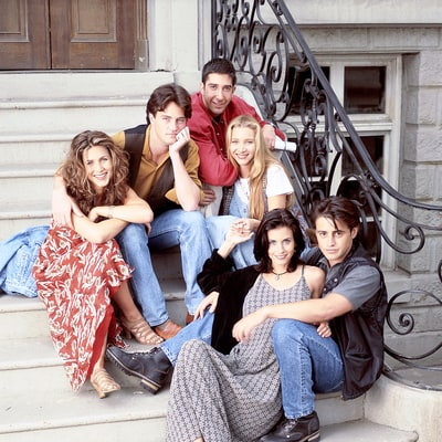 A 'Friends' Reunion Is Happening With All Six Cast Members! Details