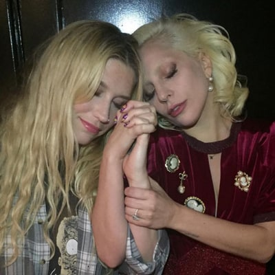 Kesha Thanks Lady Gaga for Oscars 2016 Tribute to Rape Survivors; Plus, Gaga's Sweet Message to Taylor Kinney