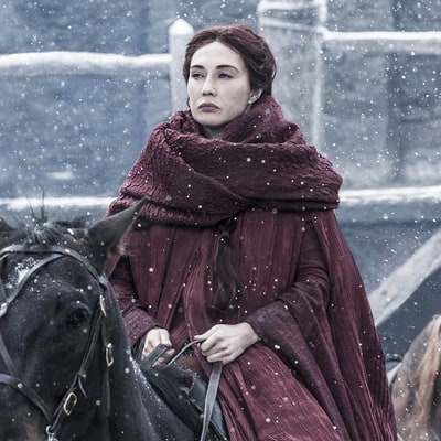 'Game of Thrones' Cast, Director React to That Melisandre Surprise