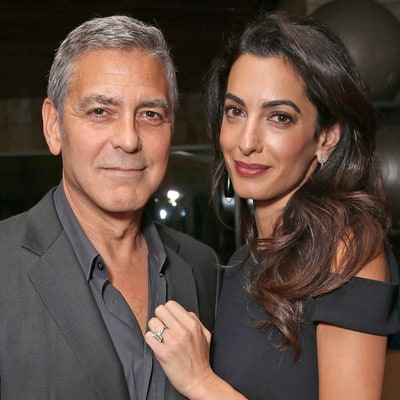 How George and Amal Clooney Are Preparing for Twins