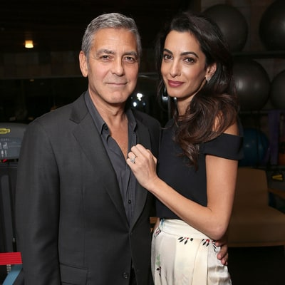 George Clooney Opens Up for the First Time About Expecting Twins With Wife Amal: 'It's Going to Be an Adventure'