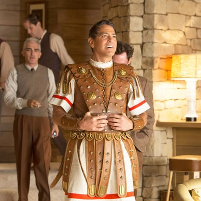 'Hail, Caesar!' Review: George Clooney, Channing Tatum Waste Their Talents on a 'Throwaway' Screwball Comedy