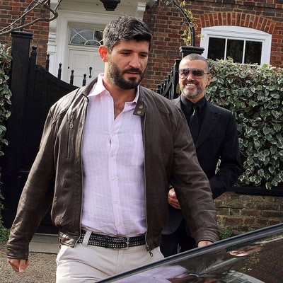 George Michael's Boyfriend Fadi Fawaz Says He Has Not Been Banned From the Singer's Funeral