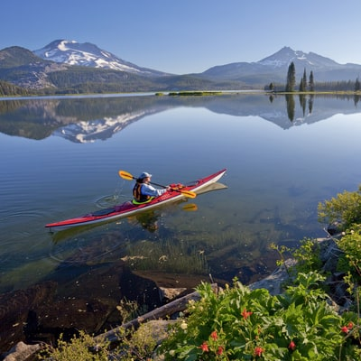 Big Mountains, Epic Biking, and Craft Beer: Four Days in Bend Oregon