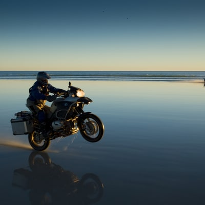 Ride Everywhere: Motorcycle Adventure Gear