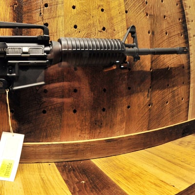 Appeals Court Says AR-15s Are Not Constitutionally Protected