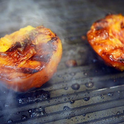Grilled Peaches Will be the Biggest Hit at Your BBQ