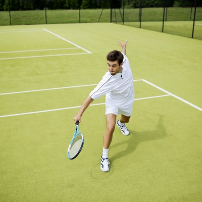 Study: Play Tennis, Live Longer