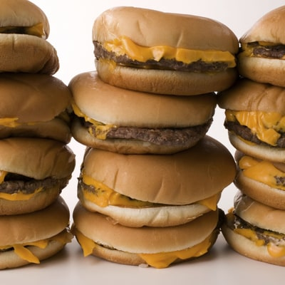 Your Fast Food Meal Probably Comes With a Side of Industrial Chemicals