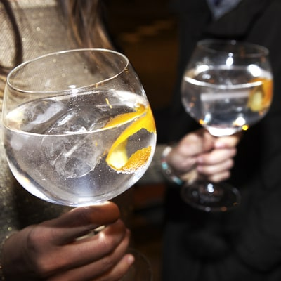 A Spanish Twist on the Gin & Tonic