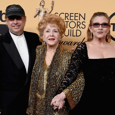 Todd Fisher: Debbie Reynolds Asked 'Permission to Leave' After Carrie's Death