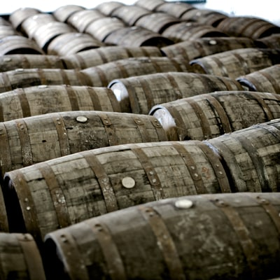 Why You Should Stock Up on Whiskey Barrel Wood