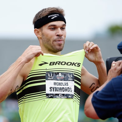 Nick Symmonds Is for Sale