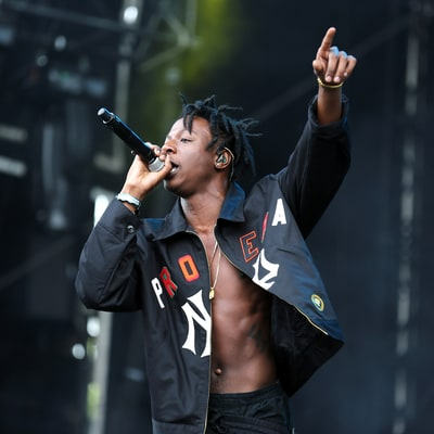 Hear Joey Bada$$ Bash Trump on Funky New Song 'Land of the Free'