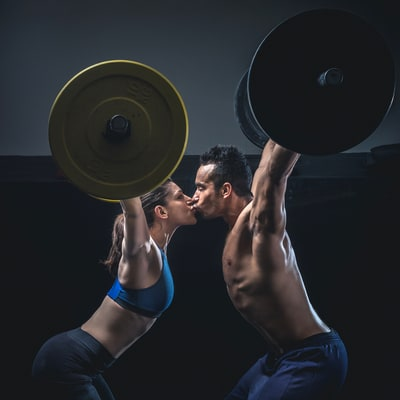 Sex Positions for Incredibly Fit Couples