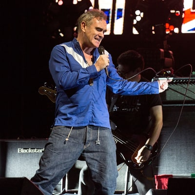 Morrissey Details New LP, Releases Sardonic New Song 'Spent the Day in Bed'