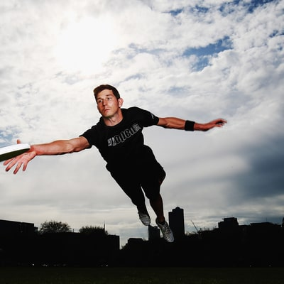 Can You Handle This Ultimate Frisbee Workout?