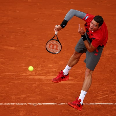 Is Milos Raonic the Future of Tennis?