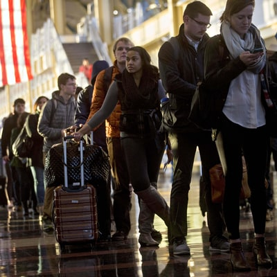 It's Not Just You, TSA Lines Are Getting Longer
