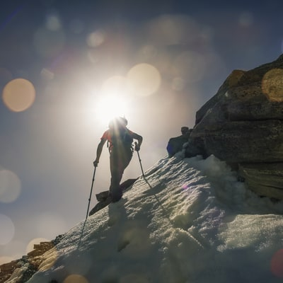 There's a PhD Equivalent for Mountain Guides, and It's Insanely Difficult
